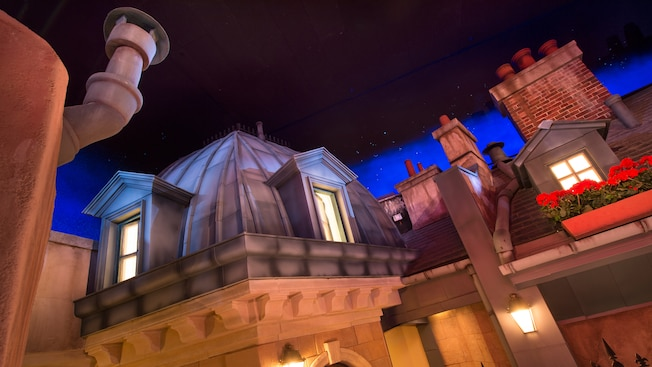 ratatouille the adventure disneyland paris entertainment