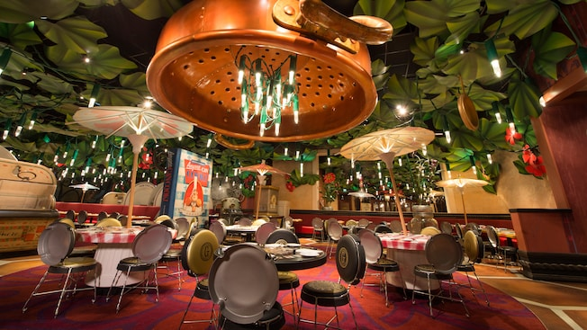 Bistrot Chez Remy: Imaginative Themed Dining Earns Disney A THEA Award