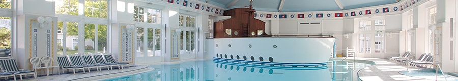 Disney 39 S Newport Bay Club Recreation Disneyland Paris Hotels