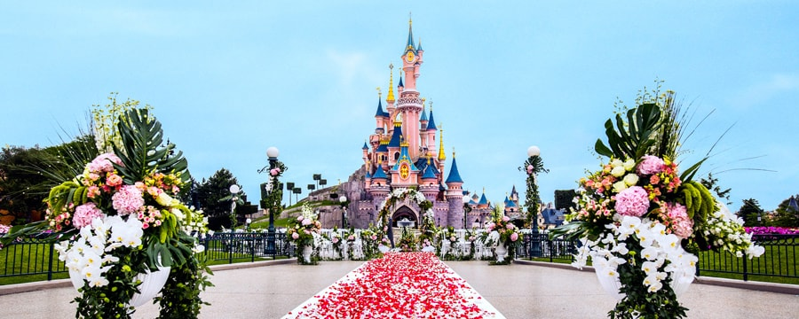 Disney S Fairy Tale Weddings