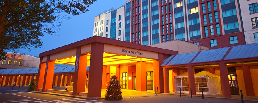 Disney 39 s hotel new york h tels disneyland paris for Hoteles de diseno en paris